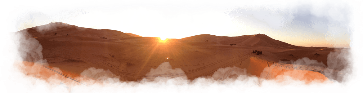 Trip to merzouga - sunset - sunrise