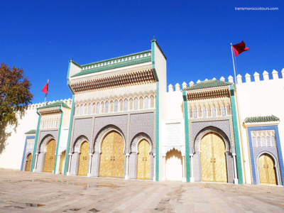 Travel to morocco - Fes